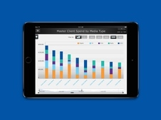iPad Dashboard for Executives