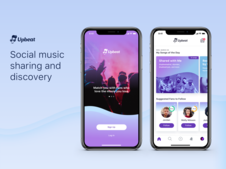 Upbeat | Music-centered Social Network