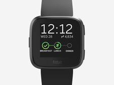 Diabetes App for Fitbit Smartwatch