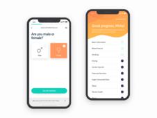 ThriveMe   Corporate Wellness App