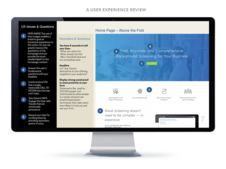 A User Experience Review: B2B Web App