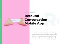 Refound | Conversation APP