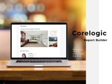 CoreLogic Property Report Builder
