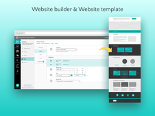 Website Builder CMS