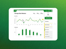 Agriculture – Baling iOS App