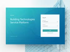 Building Technologies Service Platform
