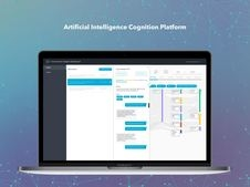 AI SaaS Dashboard | Analytics and Semantics Data Input