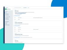 Amplitude Taxonomy – Web SaaS Product