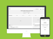 Content Curation App