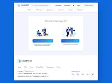 Causevest - (Crowdfunding Platform) (Responsive Web App)