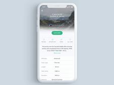Social Adventures App Prototype