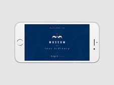 Museum of Less Ordinary: Mobile Experience