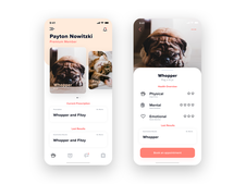 Petworld App Concept