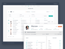Upviral: Web App Redesign