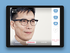 LensCrafters iPad App