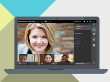 Video Collaboration Web Application