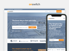 Responsive Web Site (OnSwitch)