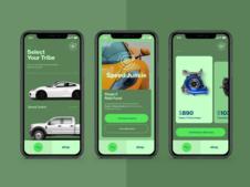 eBay Motor - Ride Fund Calculator