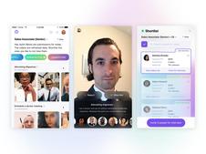 Showcase – Find a Job via Video Interviews