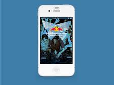Red Bull - Music Academy App