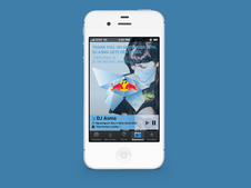 Red Bull - Music Academy App