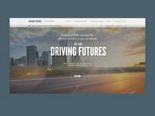 Enterprise - Driving Futures Website