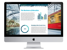 Apollo Group: Branding + Marketing Design