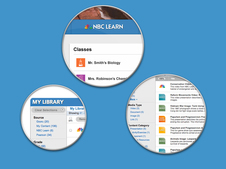 NBC Learn on Pearson OLE