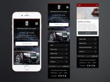 Rolls-Royce Websites
