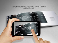 Augmented Reality App | Audi Vision