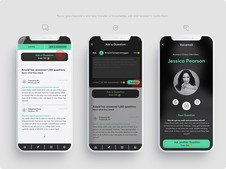 Financial Literacy Podcast Mobile App
