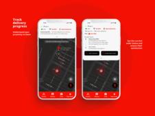 Autonomous Robots Operations Mobile App