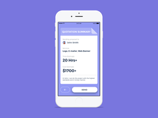 Quotro - App to Create & Send Quotations