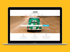 AFAR Media Website