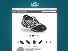 Olympikus | Website and eCommerce