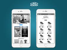 Olympikus | Website and eCommerce