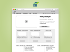 Ecofrotas | Website and Intranet