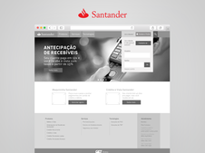 Santander Getnet | Website and Internet Banking
