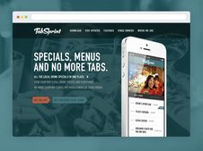 TabSprint - Brand Identity, Mobile App, Dashboards, UX/UI, Iconography Suite, Marketing