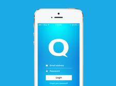 Qruber | iOS App | UX | UI