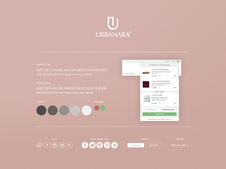 Redesign of an eCommerce Website and Unboxing Experience | Urbanara