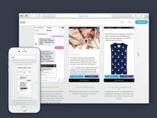 Kik Blog Design