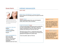 Recruiting Web Application