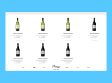 Pinotage Website