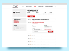 Vienna Insurance Group - website relaunch