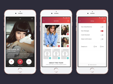 App Design | Dating Platform