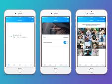 App Design | Private Vault Platform