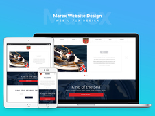 Website Design | Norwegian Boat Production Company