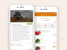 Farmigo | App UI