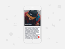 Thumbly | A Visual Messenger App